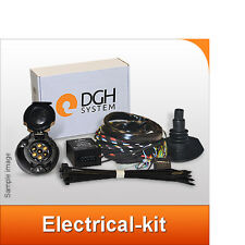 UNI 13-PIN electric kit wiring for towbar BMW X1 X3 X5 E53 E70 E83 F25