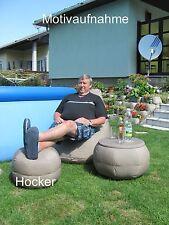 Stool Hocker outdoor in verschiedene Farben 70019-70024