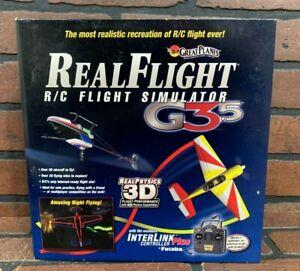Planes Real Flight RC Flight Simulator G3.5  InterLink Plus Controller