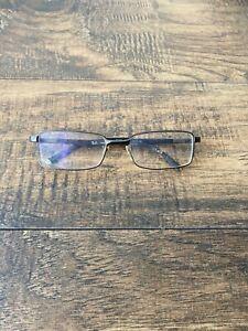 Ray Ban Black Titanium Eyeglasses Frames RB 8667 1000 52-17-140 G133