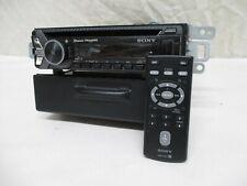 VINTAGE SONY MEX-N5000BT CAR STEREO BLUETOOTH XM SIRIUS & REMOTE RADIO