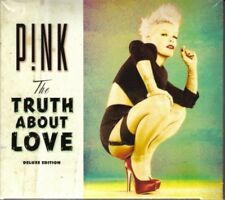 PINK / THE TRUTH ABOUT LOVE - DELUXE EDITION * NEW CD 2012 * NEU *