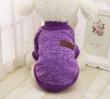 Hundebekleidung Hundepulli Pullover Jacke Mantel Gr. M kleine Hunde 1027 p