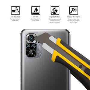 Protector de Cristal Templado lente camara trasero Xiaomi Redmi Note 10 / 10S