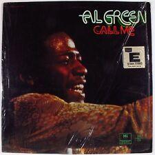 """AL GREEN~""""CALL ME""""~U.S.1973 ORIG 32077 """"SHRINK"""" HI  LABEL~""""EXCELLENT""""~LP!!!"""