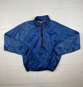 Vintage In Sport Mens Medium Wind Stopper Cycling Jacket