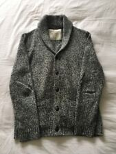 Men's Abercrombie & Fitch Grey Cardigan Size Medium M