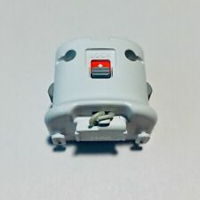 OFFICIAL NINTENDO WII MOTION PLUS ADAPTER WHITE **TESTED WORKS GREAT** FREE P&P