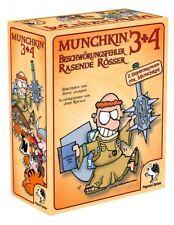 MUNCHKIN - 3 + 4 - Pegasus 17224G - NEU