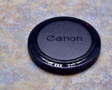 Genuine Canon FD Mount Camera Body Cap AE-1 AV-1 T-50 T-60 T-70 T-90 (#1554)