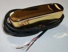 Neuf micro TELECASTER neck céramique single gold pour guitare tele