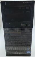 Dell Optiplex 7010 i5 3470 3.4Ghz 8GB RAM 120GB SSD Desktop PC Windows 10