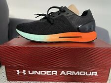 UNDER ARMOUR HOVR SONIC 2 TRAINERS BN GENUINE £110 8uk RUNNING SHOES BLACK