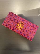 New Tory Burch Empty Shoe Box Gift White Tissue Storage