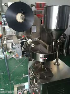 Grains Wrapping Machine/Sealer/New Energy Protein Snack Bar Packing Machine
