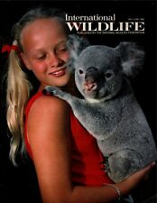 International Wildlife - 1986, May - June. - Koala, Piranha, Asia Muntjac