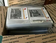 Civil War Atlas Edition Collector Cards , 640 diff in 320 protective pages