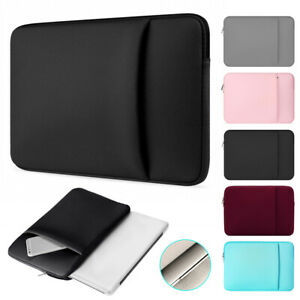 Laptop Bag Sleeve Case Cover Pouch For HP Dell Lenovo Notebook 11 13 15 inch