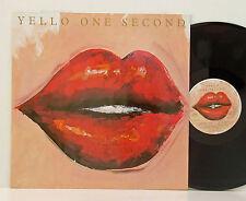 Yello         One second            NM # W