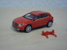 Herpa - Mercedes-Benz GLA - rot / red - Adventskalender 2014 - 1:87