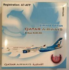 "1/400 Phoenix Models Qatar Airways A330-203 ""15th Asian Games DOHA 2006"" A7-AFP"