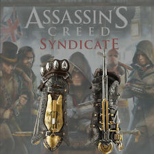Assassin's Creed Syndicate Lama Phantom Hidden Blade Gauntlet Cosplay