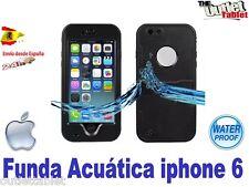 "Funda Carcasa iPhone 6 / 6s plus  5.5"" Waterproof Sumergible igual lifeproof"