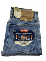 Vintage Levi's 886 Mens Denim Jeans Size 27 x 30 Orange Tab Straight Leg Relaxed