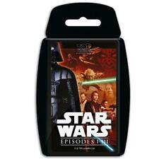 Star Wars Ep I - III Top Trumps Education Game Card Game