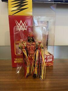 Mattel WWE Open Box Macho Man Slim Jim Randy Savage Sdcc 2019