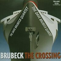 Dave Brubeck Quartet - Crossing [CD]