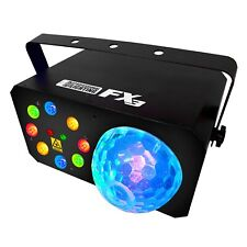 Fx3 Dj Light - 3 In 1 Led Lighting Effects Fixture