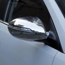 New Chrome Rearview Mirror Cover Trim for KIA Sportage 2011-2015