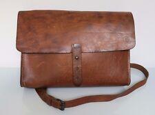 Da Uomo Marrone Pelle Cross Corpo Borsa a tracolla Messenger Bag tutti i Santi Spitalfields
