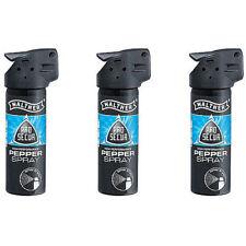 3 Stück Walther ProSecur Pfefferspray 50 ml zur Tierabwehr NEU & OVP