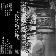 SHADOWHOUSE - Hand In Hand CASSETTE TAPE - Darkwave Post Punk