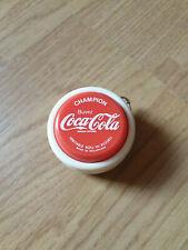 Yoyo ancien Coca Cola - collector - rare - Champion Véritable Roll'in Russel