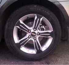 4 Conjunto de Fibra De Carbono Vehículo Rueda Pegatinas Calcomanías Gráficos Adhesivo Para Chevrolet