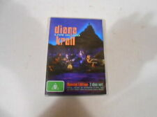 Diana Krall Live in Rio Special Edition 2 - DVD & Region 4 Post