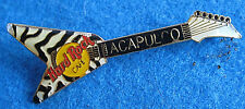 ENAMEL ACAPULCO RANDY RHOADS JACKSON FV GUITAR QUIET RIOT Hard Rock Cafe PIN