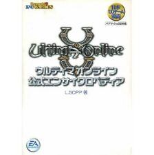 Ultima Online Official Encyclopedia Book / Online