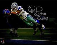 Ezekiel Elliott Dallas Cowboys Signed Autographed 8x10 Photo (RP)