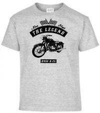 T-shirt, bmw r26, motocicleta, Bike, Oldtimer Youngtimer,