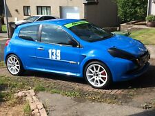 renault clio rs 200 sprint/hillclimb/trackday car 2010 only 27,000 miles  F2 OMP