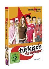 """TÜRKISCH FÜR ANFÄNGER """"STAFFEL 2"""" 4 DVD NEU"""