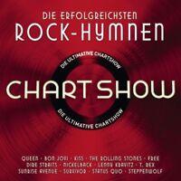 DIE ULTIMATIVE CHARTSHOW-ROCK HYMNEN 2 CD NEU