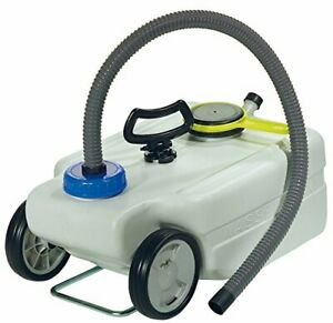 25 Liter Wassertaxi Abwassertank Wassertank Wasser Taxi inkl Schlauch Kanister
