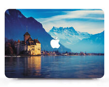 """Hard Shell Case Skin For Apple Macbook Pro/Air 11 12 13 15"""" UK Keyboard Cover"""