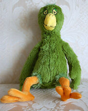 Dr Seuss' Oh, Say Can You Say? ~ Plush Green Bird ~ Kohls Cares for Kids