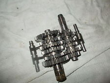 ktm gs125 gs 125 1986 86 complete gearbox inc forks gears shaft not 250 500 evo